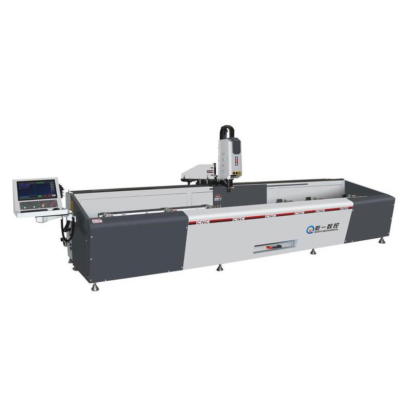 SKX3+1-CNC-4000铝型材3+1数控加工中心
