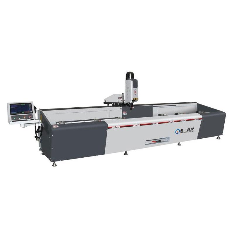 武汉SKX3+1-CNC-4000铝型材3+1数控加工中心
