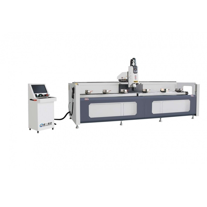 SKX-3+1-4000铝型材高速数控加工中心