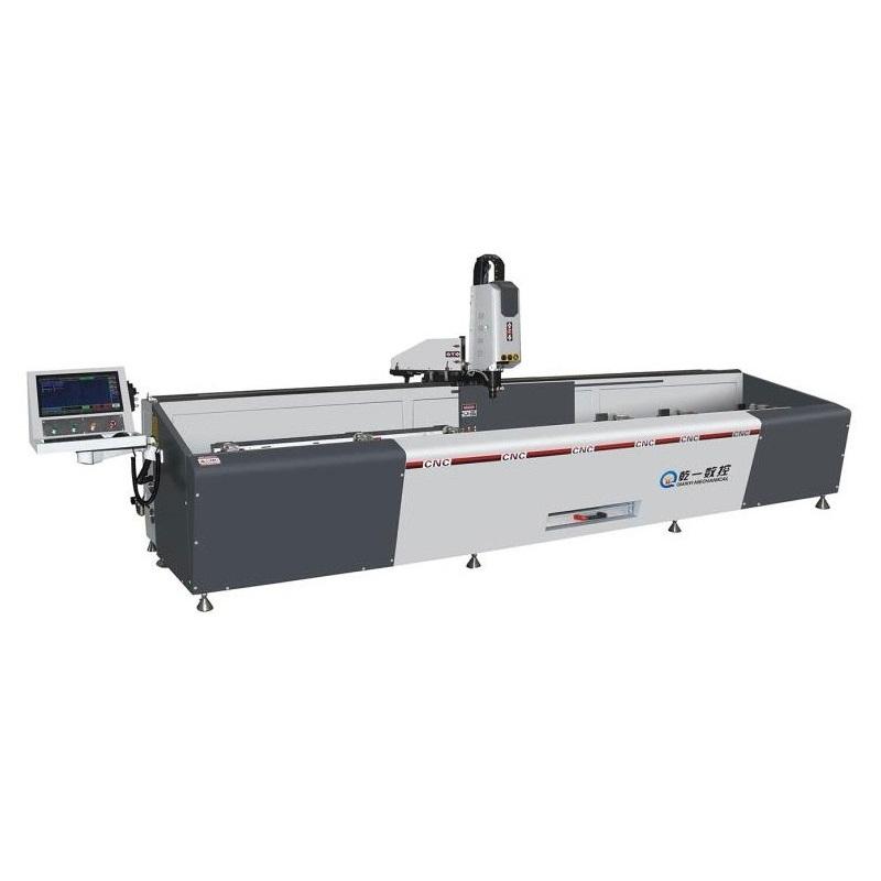 SKX-3-CNC-4000铝型材3+1数控加工中心